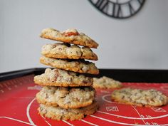 Cookies Anna Olson, Cookies Et Biscuits, Mousse, Muffin, Breakfast, Desserts, Food, Pastry Chef, Baking Soda