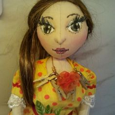 Make a Cute Dolls Necklace Cute Dolls, Halloween Face Makeup, Princess Zelda, How To Make, Channel, Character, Youtube, Art, Art Background