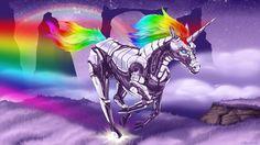 Robot Unicorn, Attack!!!!