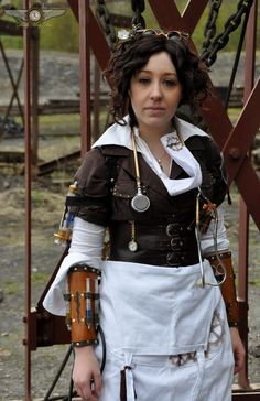 if I ever get around to making a doctor's steampunk