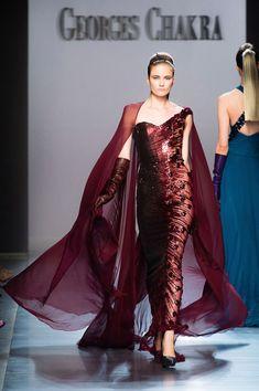 Chakra Fall 2014 Couture