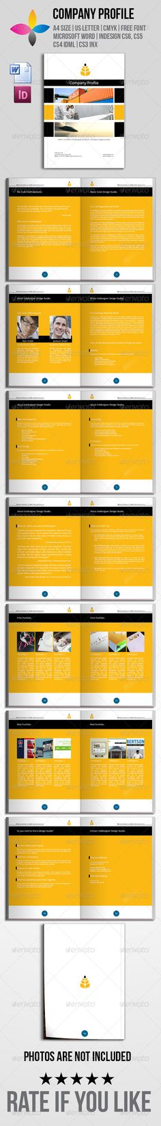 Download for Adobe InDesign, Illustrator, Microsoft Publisher - ms word proposal template