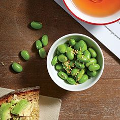Edamame Crunch | MyRecipes.com #myplate #veggies #protein