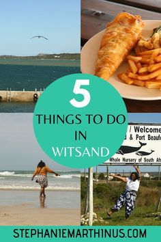 Ever heard of Witsand in the Garden Route but have no idea what to do? Here are 5 things you should be doing in Witsand. Small Towns, South Africa, Stuff To Do, Things To Do, Coastal, Garden, Things To Make, Garten, Lawn And Garden