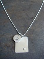 We'll always love this custom necklace from @shopjules.  Perfect for Mother's Day!