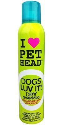 Dogs Luv It!! Strawberry Lemonade Dry Shampoo