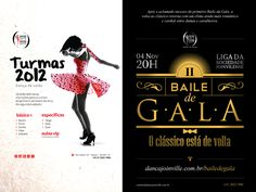 E-mail Marketing - Studio de Dança Dois pra lá Dois pra cá