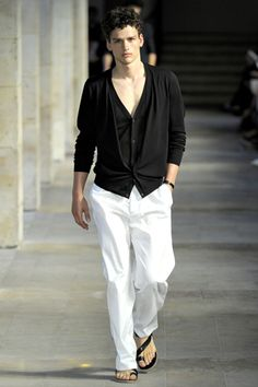 Hermes Spring 2012 -how much do I love this look