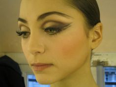 ballet stage makeup tutorial - Google Search