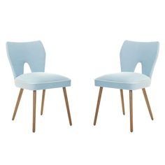 Julia Dining Chair Blue Set Of 2 can someone give me 600 bucks PLZ