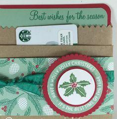 d2d08410b698 Holly Jolly Gift Card Holder