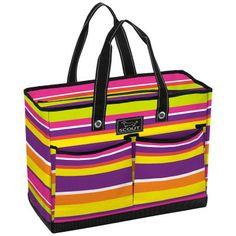 The BJ Bag in Raspberry Fizz!