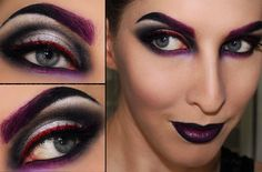 Halloween Make-up: The Halloween is around the corner. For great tips on how to create the stunning look for Halloween, see our latest post. #Halloween