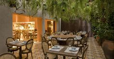 Restaurante Dalva e Dito | Galeria da Arquitetura