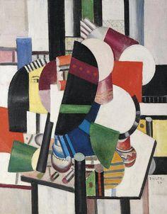 Fernand Léger (1881-1955) / Les femmes à la toilette 1920