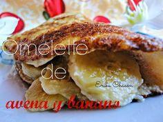 Reciclando con Erika : Omelette para acelerar el metabolismo naturalmente...