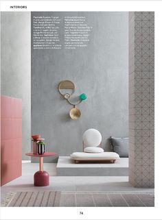 Living . Corriere della sera, June 2017 . Styling Studio Salaris, photo Beppe Brancato