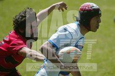 Rugby Borregos ITESM Puebla vs Coyotes DF Foto: Humberto Aguirre / MasQueFut