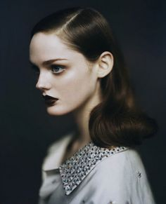 Lisa Cant photographed by Paolo Roversi.