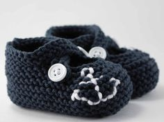 Anchor baby booties :)