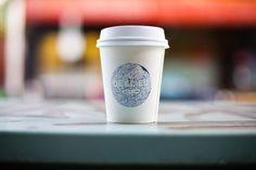 De Clieu, Melbourne #paper #cup