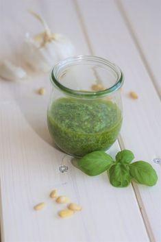 Basilikum-Pesto – ruckzuck fertig