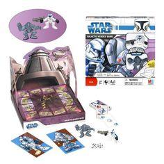 Star Wars Galactic Heroes Game Clone Trooper vs Super Battle Droid @ niftywarehouse.com #NiftyWarehouse #Geek #Products #StarWars #Movies #Film