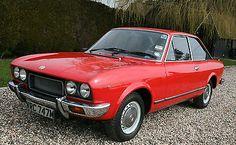 eBay: Fiat 124 Sport Coupe. UK RHD Car #classiccars #cars