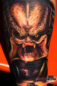 We collected over 50 movie tattoos. All of them have an original take on the characters you see in theaters. Enjoy the huge gallery of film tattoos! Insane Tattoos, Scary Tattoos, Movie Tattoos, Body Art Tattoos, Horror Tattoos, Amazing Tattoos, Portrait Tattoos, 3d Tattoos, Tatoo Art
