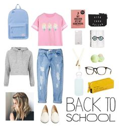 """Hallways Smile "" by natalieruths on Polyvore"