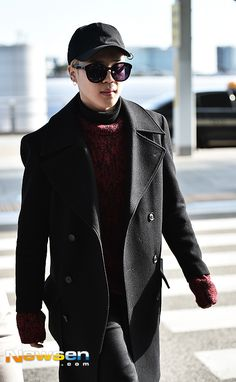 BTS (Jimin) Airport Style