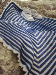 Vauvan neulepeitto Novita 7 veljestä | Novita knits