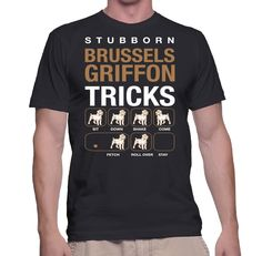 Dogs Stubborn Brussels Griffon Tricks