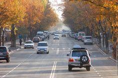 Bishkek, capital of Kyrgyz Republic