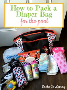 Let's face it, summer season can be super overwhelming when it should be super fun! If you have a baby (or multiples) and you plan on heading to the pool this summer, then check this out. You will definitely want to read these tips on packing your diaper bag for the pool! This will help you be a little less crazy momma and be more fun momma! You could even make it a theme, like Disney baby, because they are adorable. Turn this idea into a Mother's Day gift bag and she'll be all...