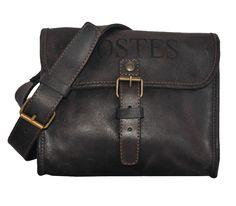 Sac Petite musette des Postes City Bag, Small Shoulder Bag, Leather Backpack, Messenger Bag, Coding, Backpacks, Wallet, Bags, Military
