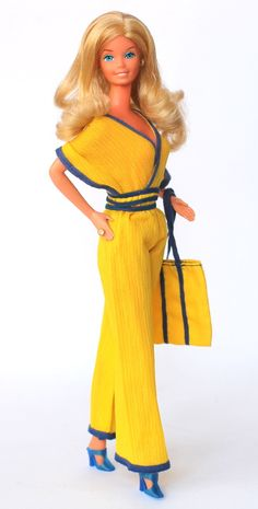 https://flic.kr/p/aHYJG8 | Superstar Barbie in Fashion Collectibles #2782, 1979