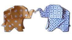How to Make an Origami Elephant - YouTube