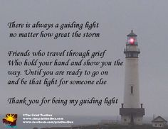 Light in the Darkness - A poem | The Grief Toolbox