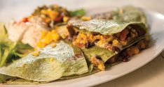 Zesty Beef Quesadillas are featured on November 2015's episode of Thrive It Up!  Delicious and filling... my family loves them!  Watch the video to see just how simple these are!  You're family will thank you.  :-D