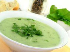 Soupe de cresson - Recette de cuisine Marmiton : une recette