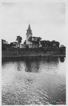 Twierdza Wisłoujście (Festung Weichselmünde), Gdańsk - 1940 rok, stare zdjęcia