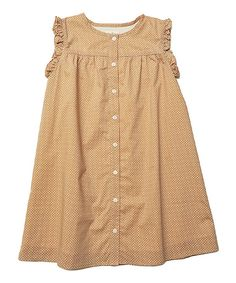 Look at this Barley Dot Baby Doll Dress - Toddler & Girls on #zulily today!