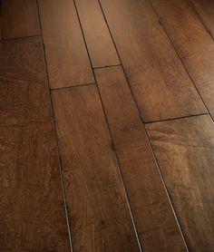 Artisan Wire-Brushed Engineered Hardwood Flooring - Estate Joliet Maple
