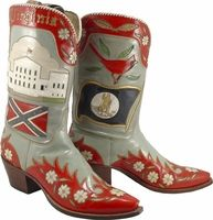 Virginia State Boots
