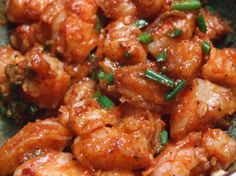 Oriental Spicy Shrimp