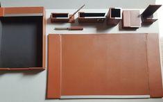 kožená kancelárska sada - kožená písacia sada - sada na stôl Krabi, Caramel, Design, Art, Sticky Toffee, Art Background, Candy, Kunst