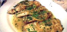 Chicken Francese By Tyler Florence