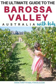 Things to do in the Barossa with Kids Visit Australia, Australia Travel, South Australia, Western Australia, Family Adventure, Adventure Travel, Adventure Awaits, Travel With Kids, Family Travel