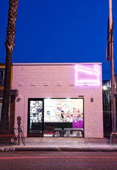 Coolhaus Ice Cream. Culver City